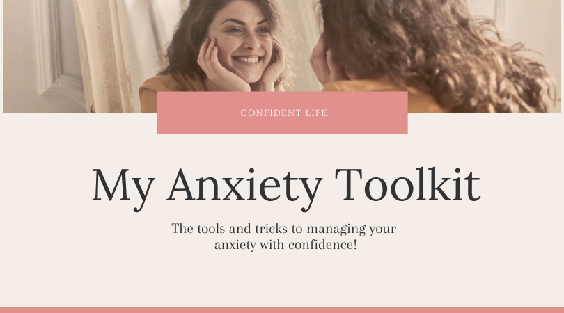 My Anxiety toolkit image